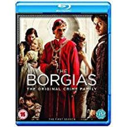 Borgias - Season 1 [Blu-ray] [2011] [Region Free]